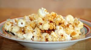 Popcorn with Cheese