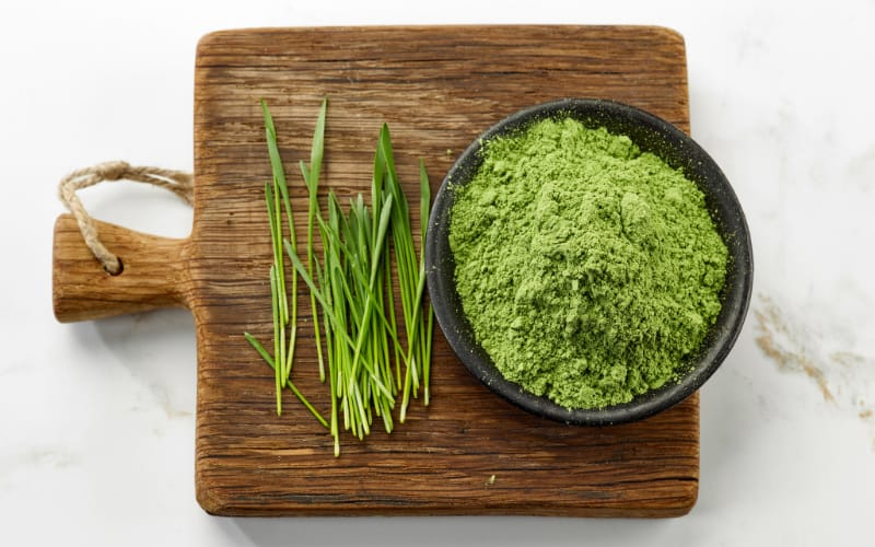 Wheatgrass Powder For Dogs