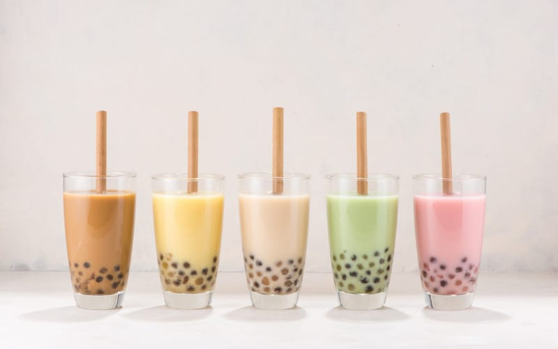 Can Dogs Drink Bubble Tea?