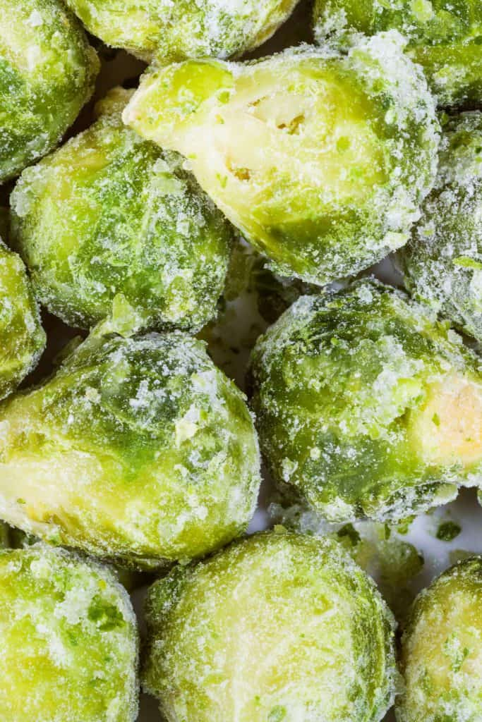 Can Dogs Eat Frozen Brussel Sprouts